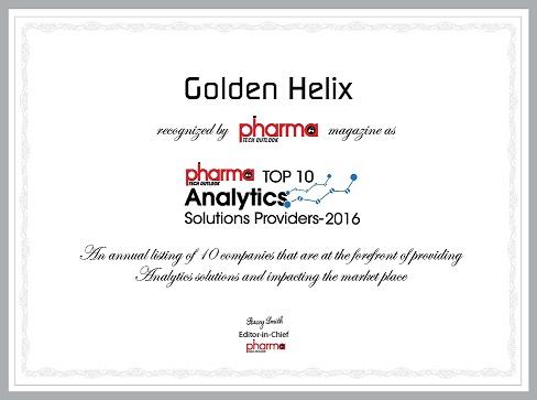 Analytics Solutions Providers