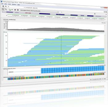 Golden Helix GenomeBrowse® Software