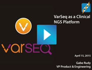 VarSeq as a Clinical NGS Platform Webcast