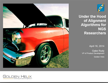 Under the Hood of Alignment Algorithms for NGS Researchers