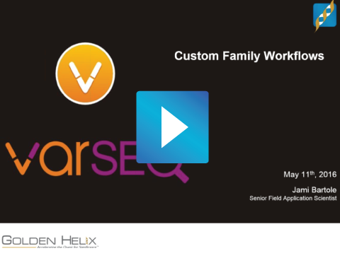 Custom Family Workflows